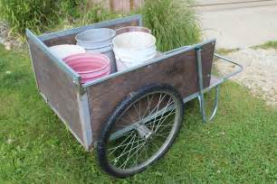 Large Gardener S Supply Cart This Gem Of A Garden Cart Is Essential For Us On The
