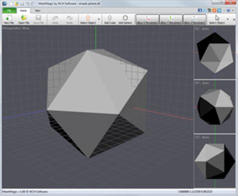 3d molding software meshmagic 3d modeling software free