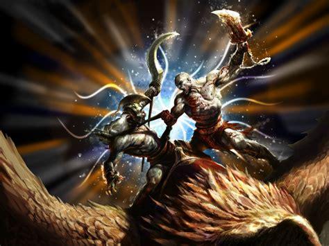 imagenes de kratos dios dela guerra kratos el dios de la guerra god of war taringa