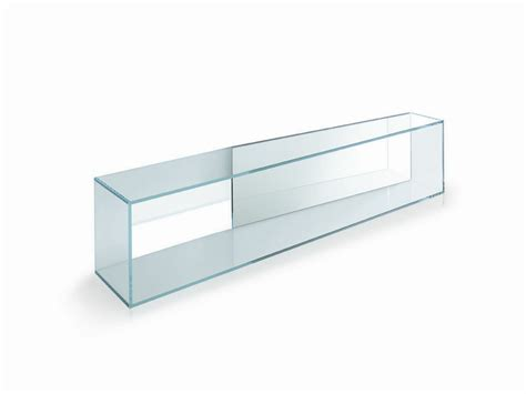 glass wall shelf brama by t d tonelli design design