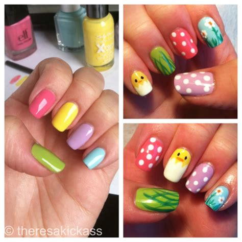 easter nail designs easter nail art designs photos global grind