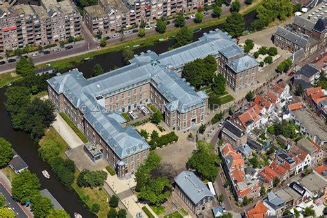 museum ziekenhuis amsterdam luchtfoto van leiden nederland 21 juli 2013 het