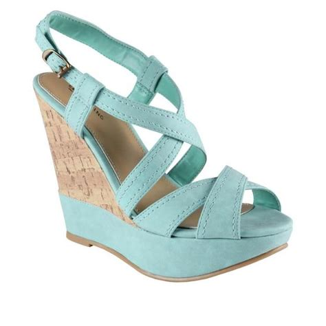 beautiful wedge heels shoes for nationtrendz