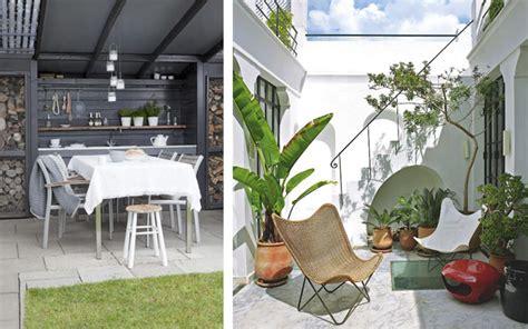 decoracion de jardines pequeños para bodas ideas patio interior decoracion