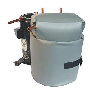 brinmar sbuhd universal fit air conditioner compressor sound blanket wrap 0421a