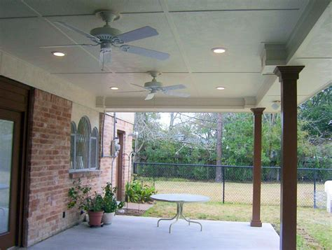 patio ceiling ideas this is what outdoor ceiling fans are for
