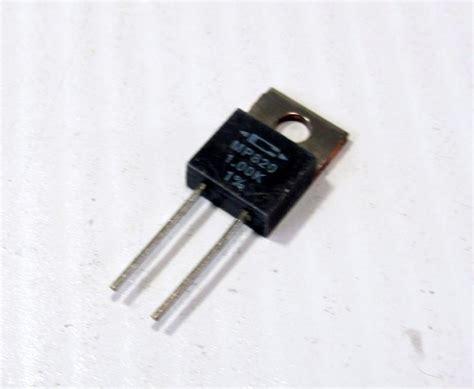 power resistor mp930 caddock resistors 28 images 30w 0 5 ohm 5 ohm power resistor caddock west florida components
