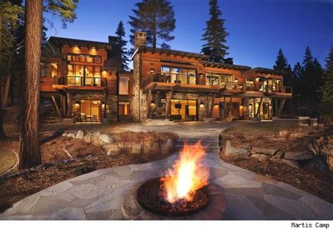 Luxury Homes Lake Tahoe House Of The Day Luxury By Lake Tahoe
