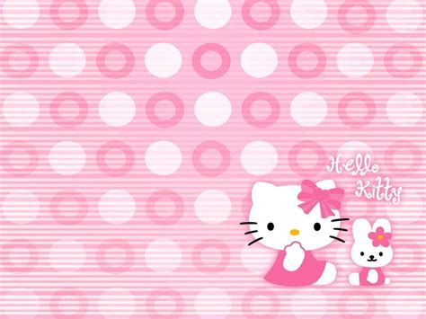 hello kitty wall wallpaper wallpapers hello kitty desktop wallpaper cave