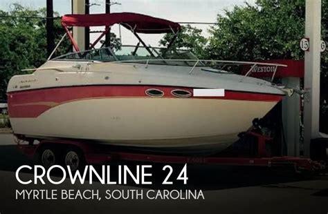 boat motors des moines 24 foot crownline 24 24 foot crownline motor boat in des