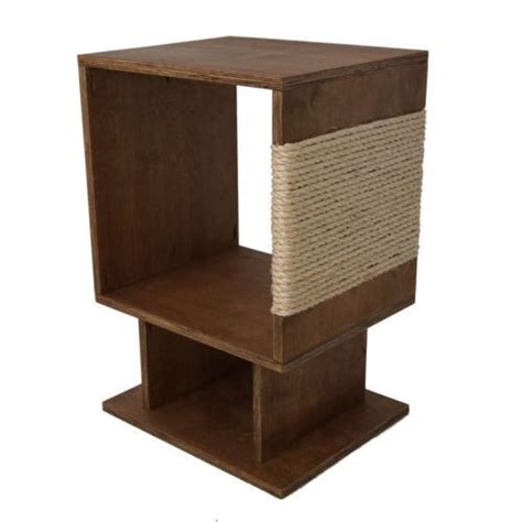 modern scratching post best 25 contemporary cat furniture ideas on pinterest