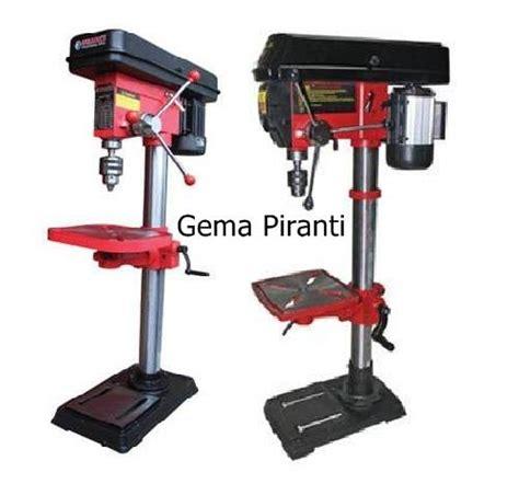 Mesin Bor Duduk Ukuran Kecil jual bor duduk ukuran 13mm 16mm 25mm 32mm harga murah