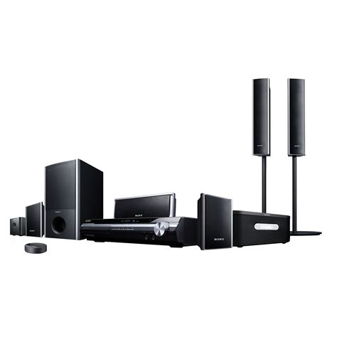 sony 5 disc dvd cd home theater system 1000w tvs