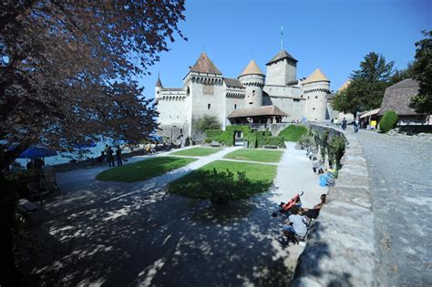 Romantic Home Decor by Ch 226 Teau De Chillon Montreux Riviera
