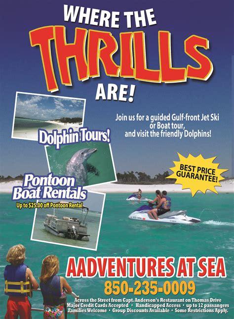 paradise boat tours coupon panama city beach coupons adventures at sea