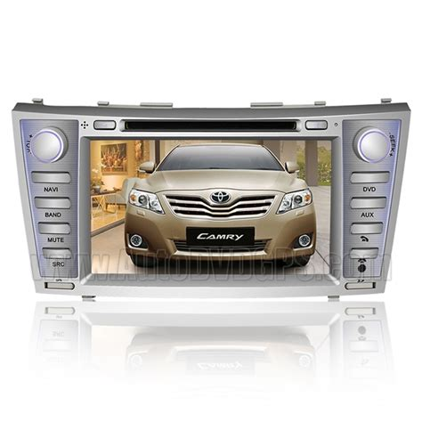 Toyota Gps Navigation System Toyota Camry Gps Navigation System With Dvd Player And 8