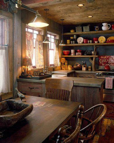 cozy kitchens cozy cabin kitchen rustic retreat pinterest