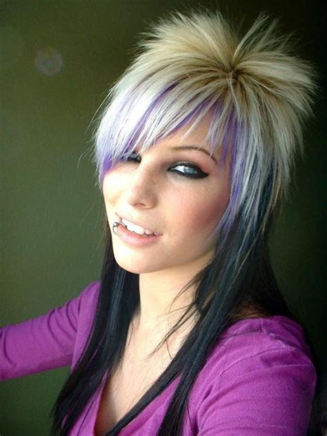 emo hairstyles for medium long hair medium length emo hairstyles for girls