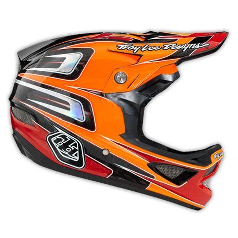 troy lee design helmet weight troy lee designs 2014 helmet d3 carbon speed orange