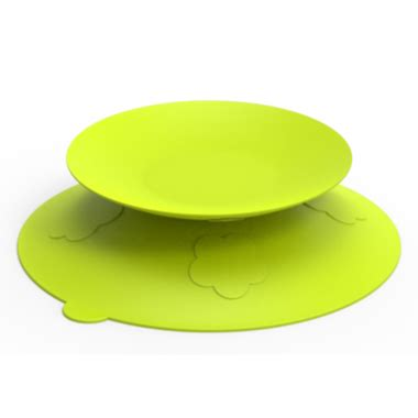 Kidsme Stay In Place With Bowl Mangkok Bayi Non Spill Suction Bowl buy kidsme stay in place placemat lime at well ca free shipping 35 in canada