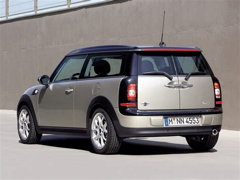 Mini Cooper 2010 by 2010 Mini Cooper Clubman Price Photos Reviews Features