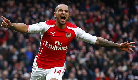 Walcott Pictures by Arsenal Theo Walcott And Olivier Giroud Roles Will