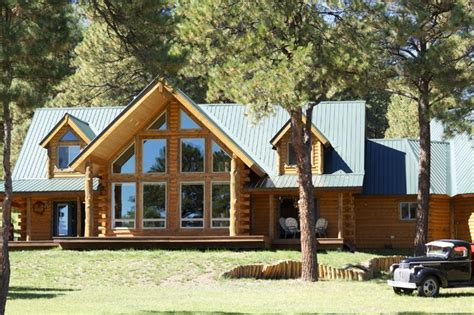 custom pagosa springs co rustic exterior denver