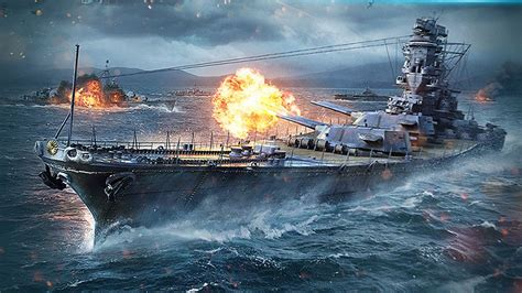 World Of Warships Gift Card - the global open beta for world of warships has commenced vg247