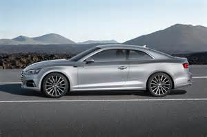 new audi a5 and s5 revealed more space tech and power by