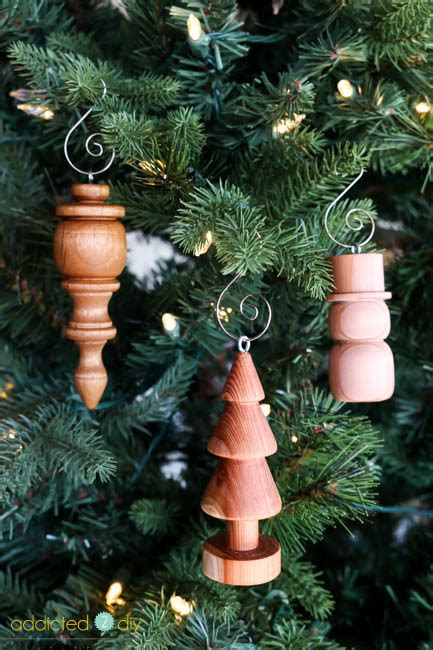 woodturning christmas decorations diy gift ideas from a wood turning newbie addicted 2 diy