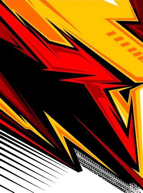 race jersey pattern   sports graphic design