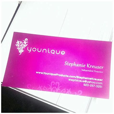 younique business card template younique flyer templates ideal younique business card