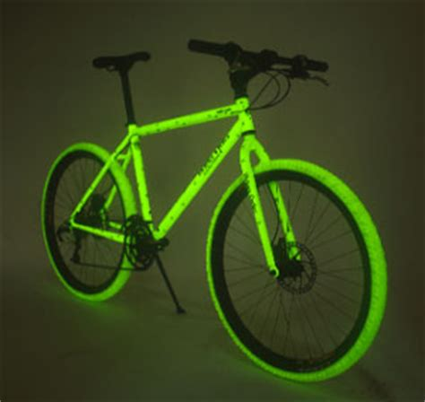 glow in the paint bicycle glow in the bike mtbr