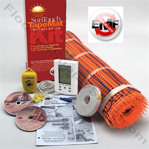Electric Radiant Floor Heating by Suntouch Electric Radiant Floor Heat Mats Los Angeles