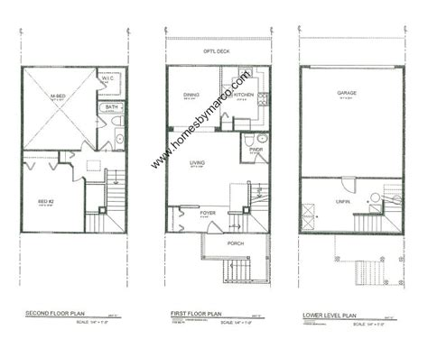 enclave floor plans unit c model in the summit enclave subdivision in dekalb
