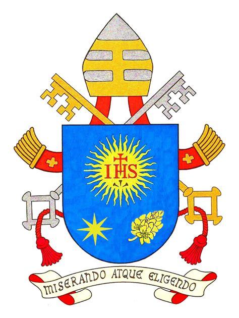 stemma santa sede di sua santit 224 francesco