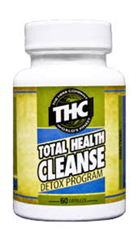 Health Total Cleanse Detox by Best Detox For Thc How To Pass A Test Smoke Inc
