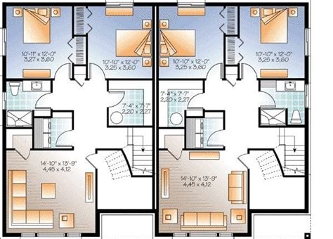 Four Family House Plans by Lovely Modern Multi Family House Plans New Home Plans Design