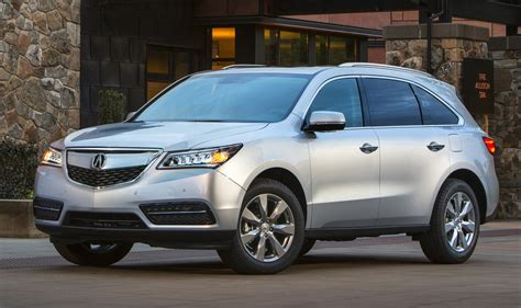 acura mdx 2015 reviews 2015 acura mdx review cargurus