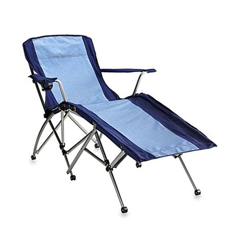 Folding Chaise Lounge Folding Chaise Lounge Chair With Cup Holder Bed Bath Beyond