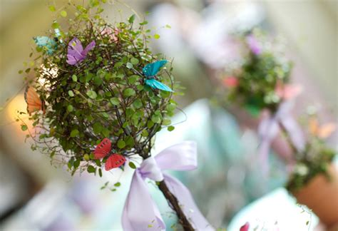 butterfly decorations favors ideas