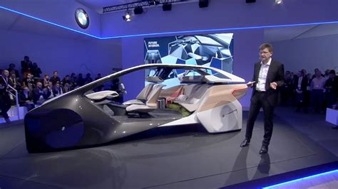 future cars inside bmw i inside future concept revealed at ces 2017