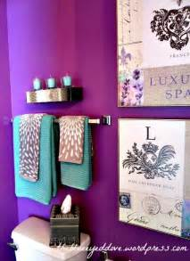 Purple bathrooms purple and color combinations on pinterest