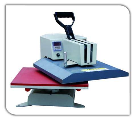 Mesin Sablon Kaos Digital 40x60 mesin press kaos digital sablon