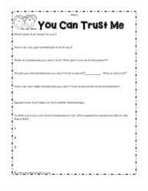 Honesty Worksheets For Adults by Honesty Worksheets Photos Getadating