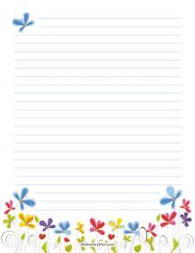 flower writing paper floral stationery and writing paper notes amp stationery free flower themed writing paper printable 3 dinosaurs