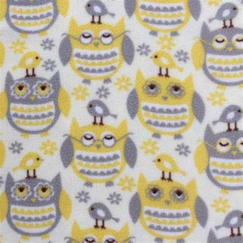 Fleecy Dd Bpom Fleecy Dd blizzard fleece fabric sweet owls hi res guinea pigs