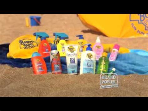 banana boat nz banana boat brand power ad nz youtube