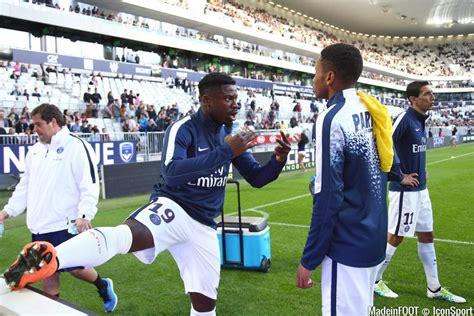 Calendrier Ligue 1 Bordeaux Psg Photos Psg L1 Matchs Girondins 1 1 Psg