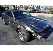 2015 Ford Mustang V6 Convertible Wrecked Project For Sale